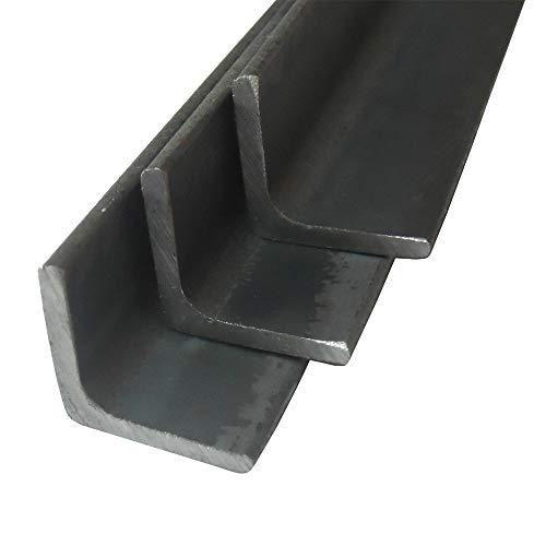Stahl ST37, S235 Winkel gleichschenklig, Winkelprofil, Oberfläche...