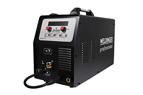 WELDINGER MEW 211SYN puls pro synergischer...