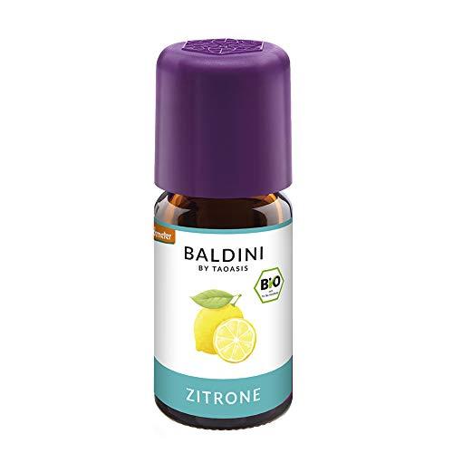 Baldini - Zitronenöl BIO,100% naturreines ätherisches BIO Zitronen...