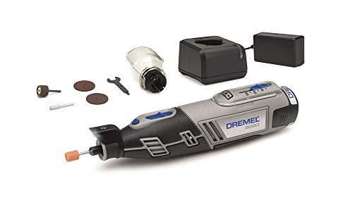 Dremel 8220 Akku Multifunktionswerkzeug 12V Set (mit 5 Zubehören und...