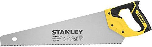 Stanley JetCut feine Handsäge 2-15-595 in 450 mm Länge – Säge...