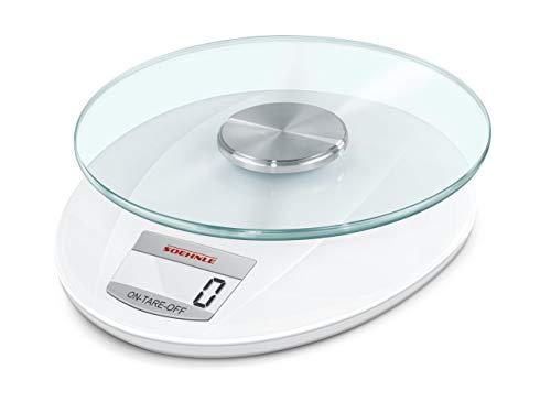 Soehnle Digitale Küchenwaage Roma mit 5 Kilo Tragkraft und...