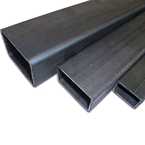 B&T Metall Stahl Rechteckrohr 60 x 40 x 3,0 mm in Längen à 2000 mm...