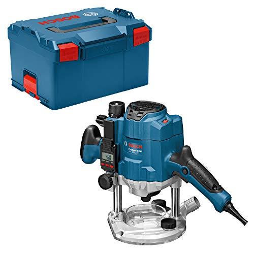 Bosch Professional Oberfräse GOF 1250 LCE (1.250 Watt, inkl....
