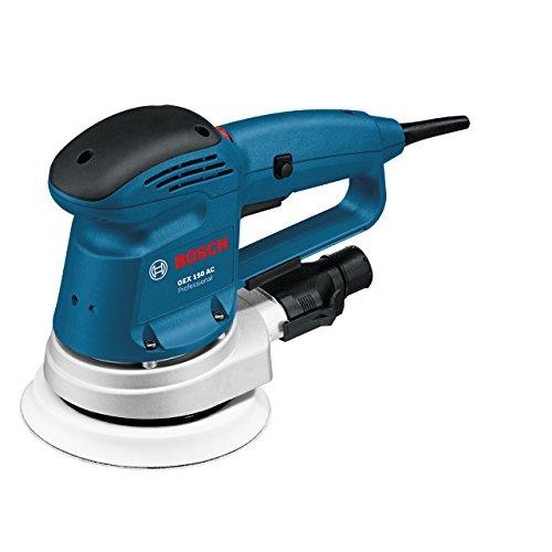 Bosch Professional Exzenterschleifer GEX 150 AC (150 mm Schleifteller,...