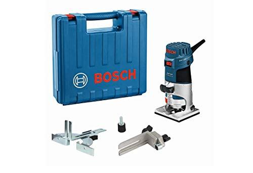 Bosch Professional Kantenfräse GKF 600 (inkl. Maulschlüssel,...