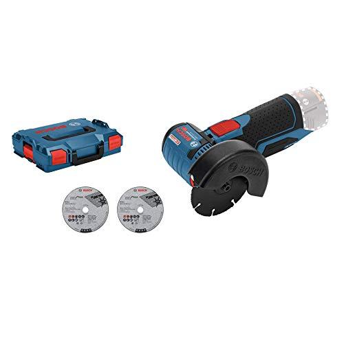 Bosch Professional 12V System Akku Winkelschleifer GWS 12V-76 (3...