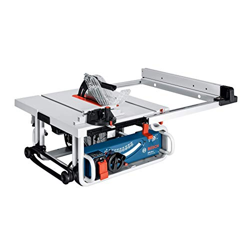 Bosch Professional Tischkreissäge GTS 10 J (Sägeblatt-Ø: 254 mm,...