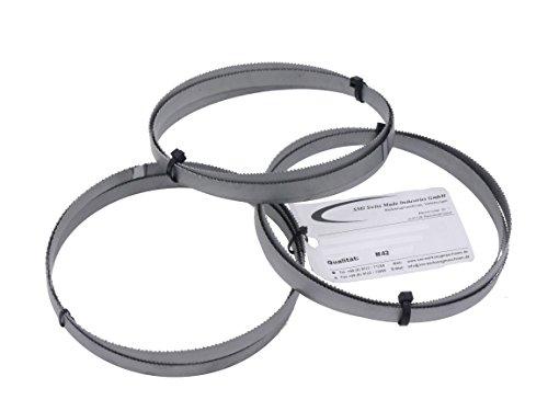 3er SET Sägeband Bi-Metall M 42 Abmessung 1440x13x0,65 mm 8/12 ZpZ...