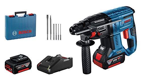 Bosch Professional 18V System Akku Bohrhammer GBH 18V-21 (max....
