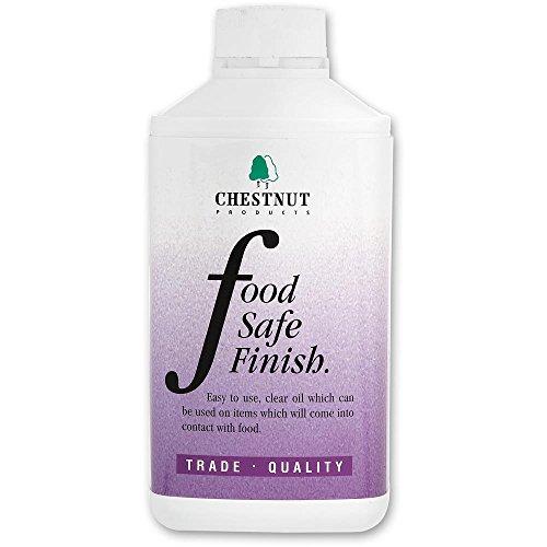 Chestnut FSF500 Holzpflegeöl, lebensmittelecht, 500ml