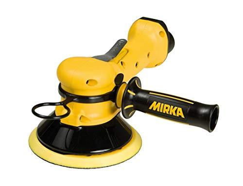 Mirka 8994650111 Schleifmaterialien ROS2 650CV 150-5, 0 Hub, 52L,...