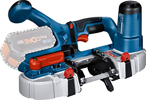 Bosch Professional 18V System Akku Bandsäge GCB 18V-63 (inkl. 1x...