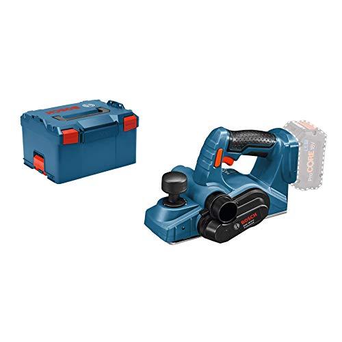Bosch Professional 18V System Akku Hobel GHO 18 V-LI (ohne Akkus und...