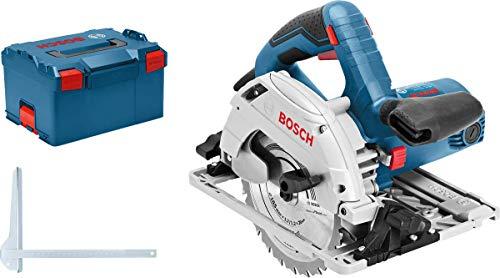 Bosch Professional Handkreissäge GKS 55+ GCE (1350 Watt,...