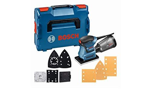 Bosch Professional Schwingschleifer GSS 160-1 A Multi (180 Watt, 1,6...
