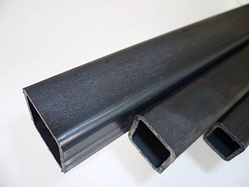 B&T Metall Stahl Vierkantrohr 40 x 40 x 3 mm in Längen à 2000 mm...