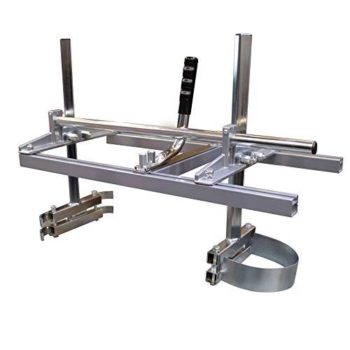 Mobiles Sägewerk Holz Motorsäge für 35cm bis 61cm Kettensäge