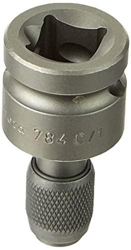 784 C 1/2'-Verbindungsteile mit Wera-Schnellwechselfutter, 1/4 Zoll x...