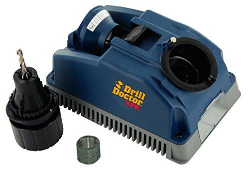 Tivoly Drill Doctor 400 Bohrerschärfgerät, für Bohrer mit 2,5bis...