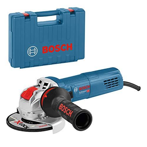 Bosch Professional Winkelschleifer GWX 9-115 S (900 Watt, für X-LOCK...