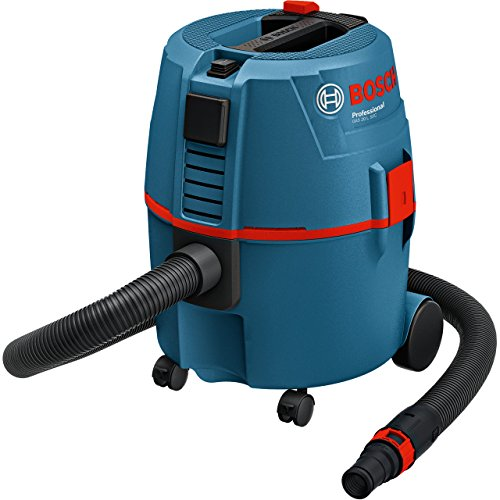 Bosch Professional Nass-/Trockensauger GAS 20 L SFC (1.200 Watt, 20 L...