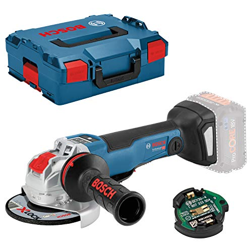 Bosch Professional 18V System Akku Winkelschleifer GWX 18V-10 PSC (mit...