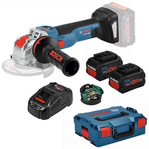 Bosch Professional 18V System Akku Winkelschleifer GWX 18V-10 SC (mit...
