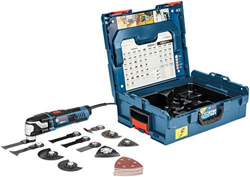 Bosch Professional Multi-Cutter GOP 55-36 (Starlock-Werkzeugaufnahme,...