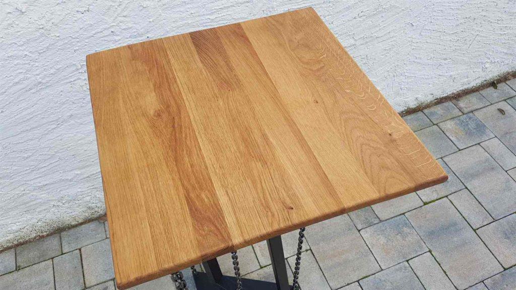 Tisch Holz Metall