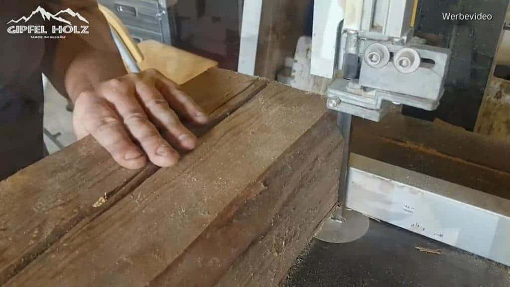 Holz Basteln Idee