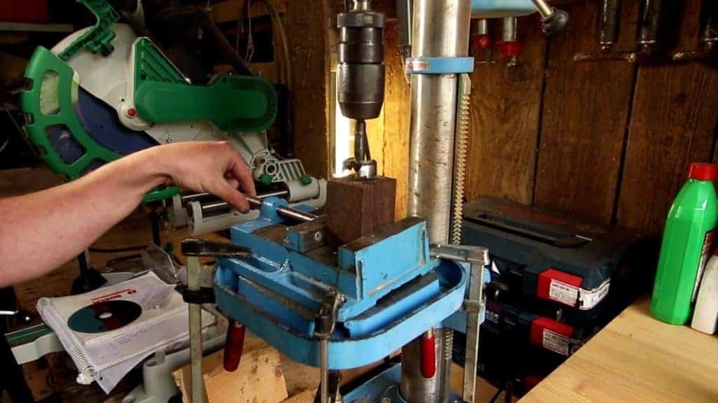 Bauplan Holzmühle