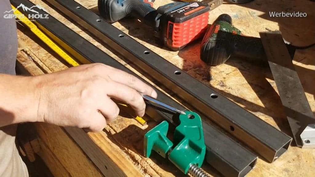 Hilfsmittel für die Werkstatt selber bauen