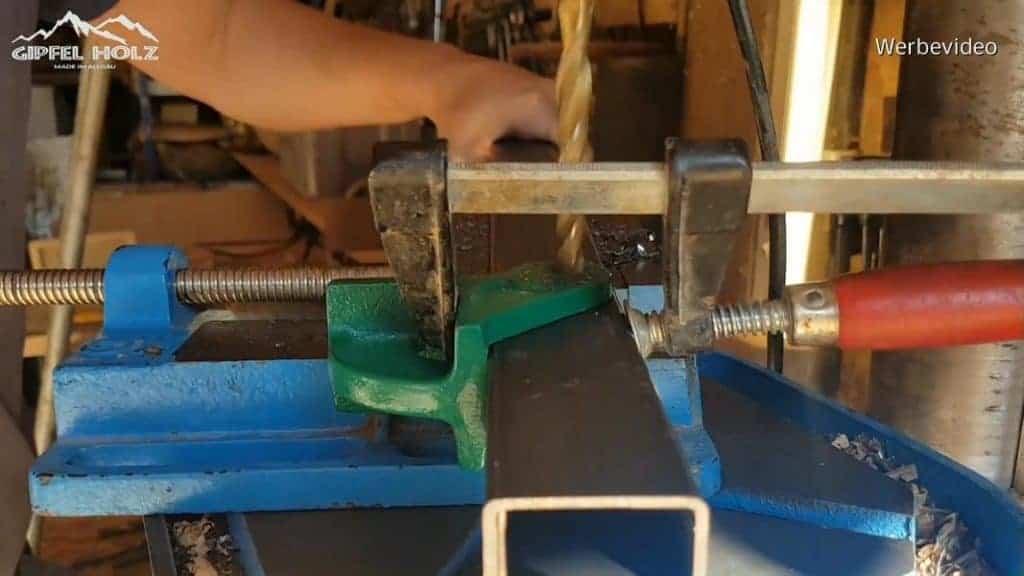 Werkstattausrüstung Idee