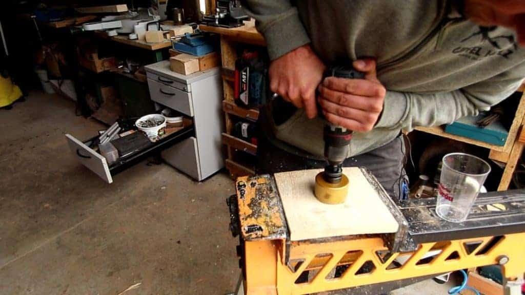Holzbearbeitung Idee