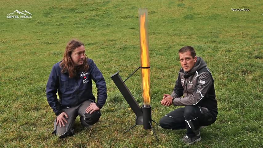 Feuerrohr 3.1 Bauanleitung