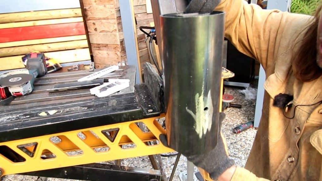 Bausatz Feuerrohr