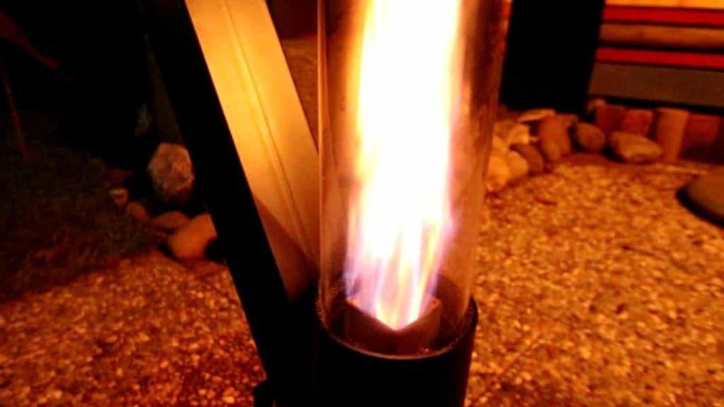 Feuerdeko selber bauen