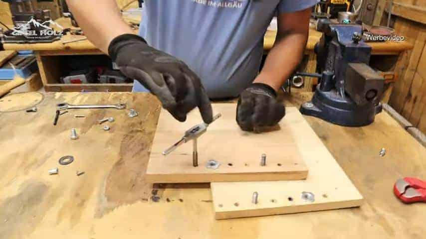 Gewindeschneider Holz