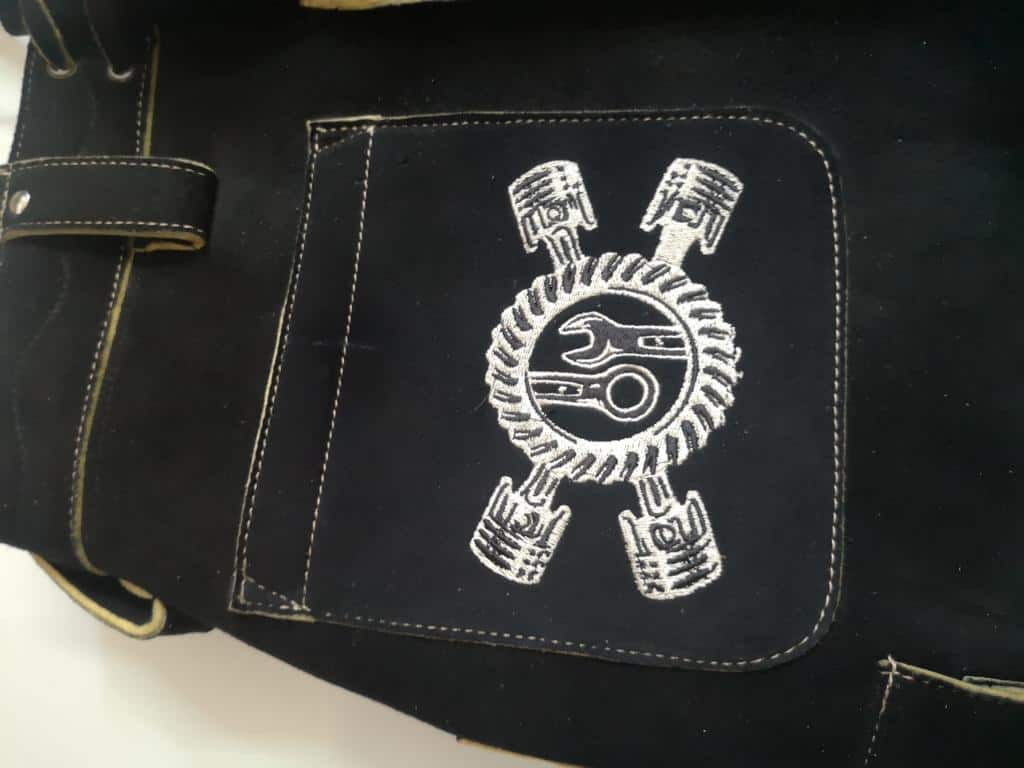 Zunft Logo Lederhose