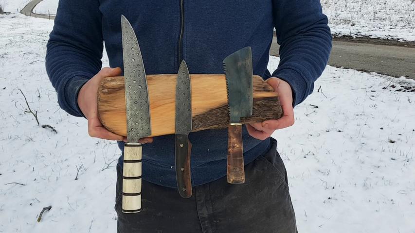 Magnetleiste für Messer Bauanleitung