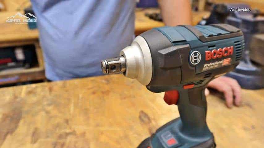Bosch Drehschlagschrauber Test