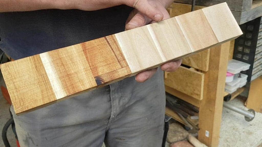 Holz behandeln