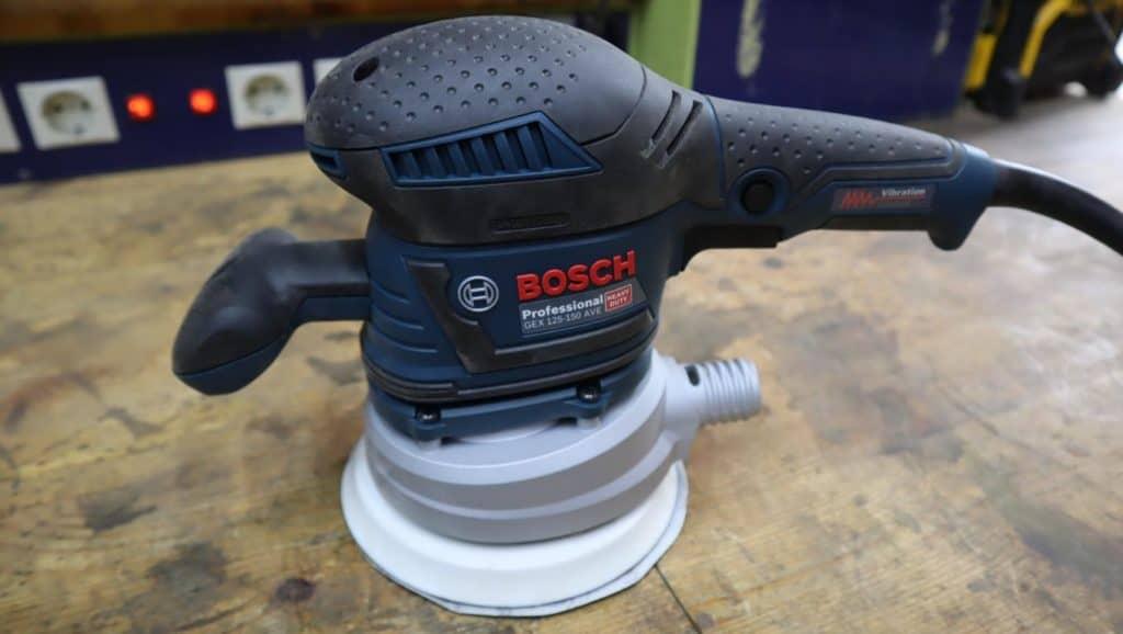 Bosch Exzenterschleifer Test