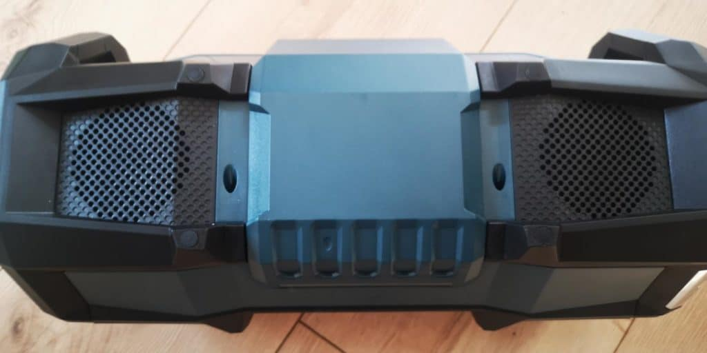 Bosch blau Radio DAB