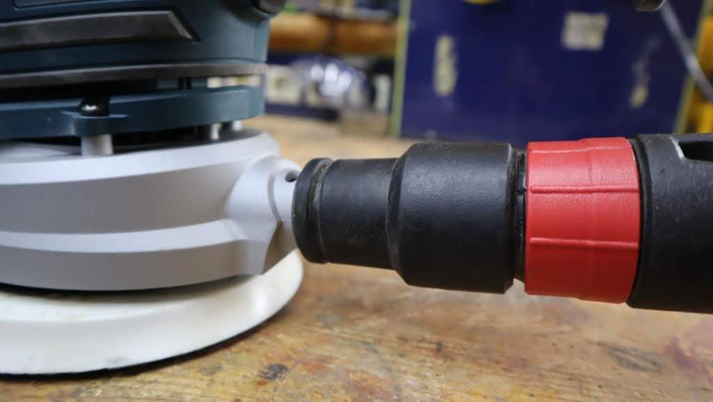 Absaugadapter Bosch C35