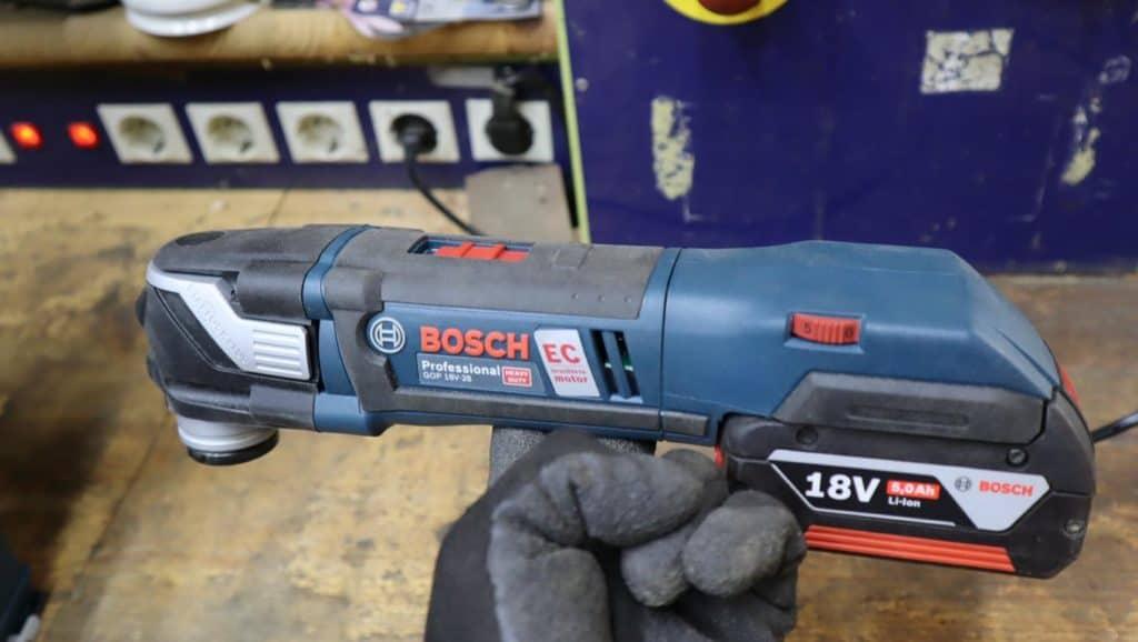 Bosch Multifunktionswerkzeug Test